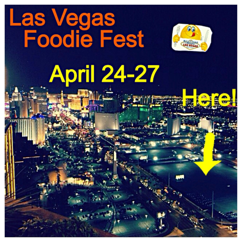 LV Foodie Fest on the Strip